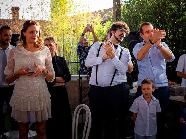 Il matrimonio di Fabio e Deborah a Travagliato, Brescia 124