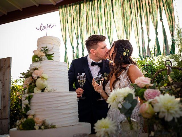 Il matrimonio di Fabio e Deborah a Travagliato, Brescia 125