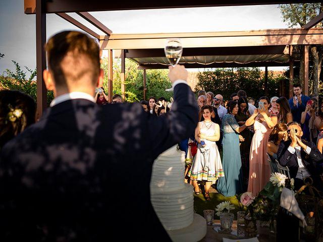 Il matrimonio di Fabio e Deborah a Travagliato, Brescia 127