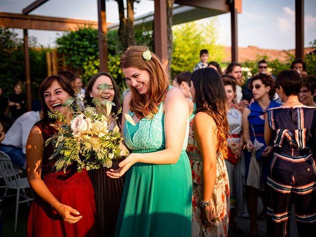Il matrimonio di Fabio e Deborah a Travagliato, Brescia 129