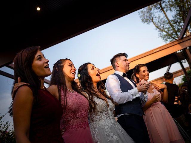 Il matrimonio di Fabio e Deborah a Travagliato, Brescia 130