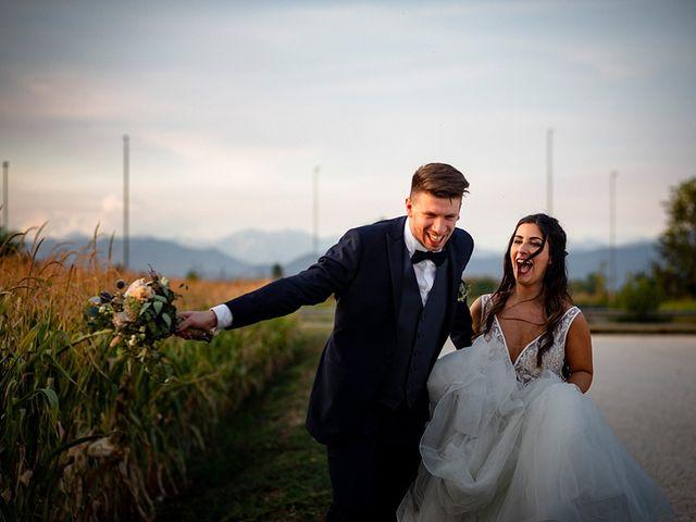 Il matrimonio di Fabio e Deborah a Travagliato, Brescia 134