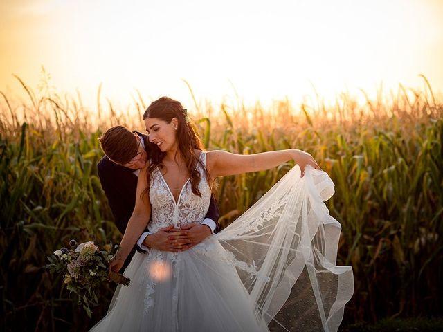 Il matrimonio di Fabio e Deborah a Travagliato, Brescia 2