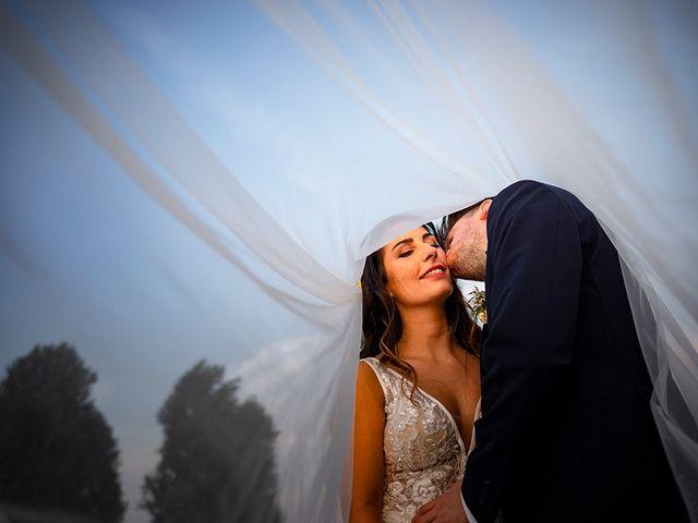 Il matrimonio di Fabio e Deborah a Travagliato, Brescia 135