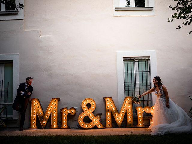 Il matrimonio di Fabio e Deborah a Travagliato, Brescia 137