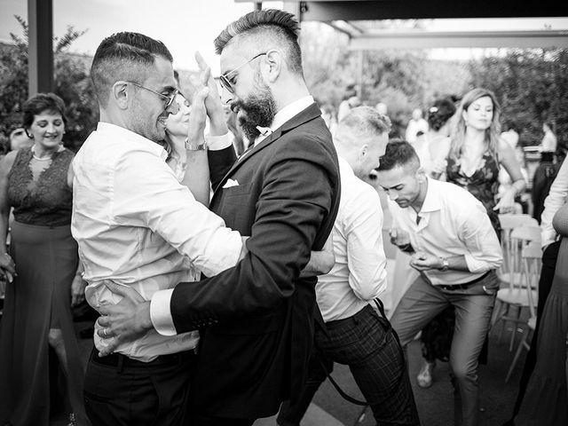 Il matrimonio di Fabio e Deborah a Travagliato, Brescia 138