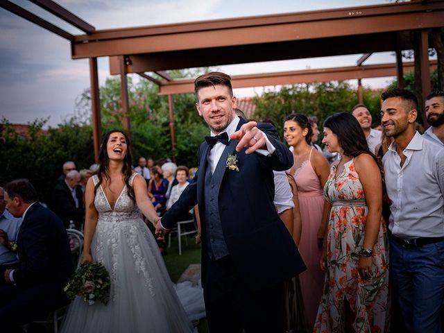 Il matrimonio di Fabio e Deborah a Travagliato, Brescia 139