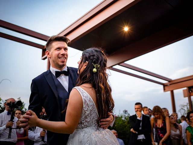 Il matrimonio di Fabio e Deborah a Travagliato, Brescia 140