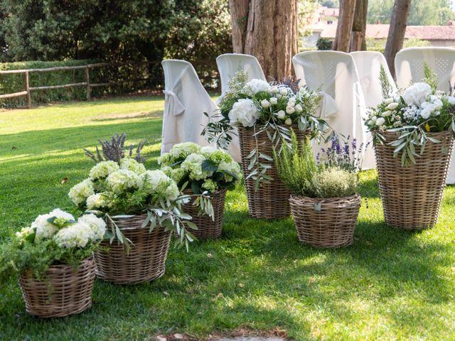 Il matrimonio di Stefano e Giulia a Roppolo, Biella 10