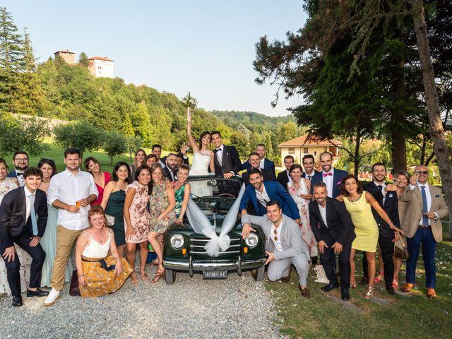 Il matrimonio di Stefano e Giulia a Roppolo, Biella 14