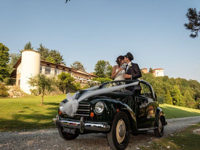 Il matrimonio di Stefano e Giulia a Roppolo, Biella 15
