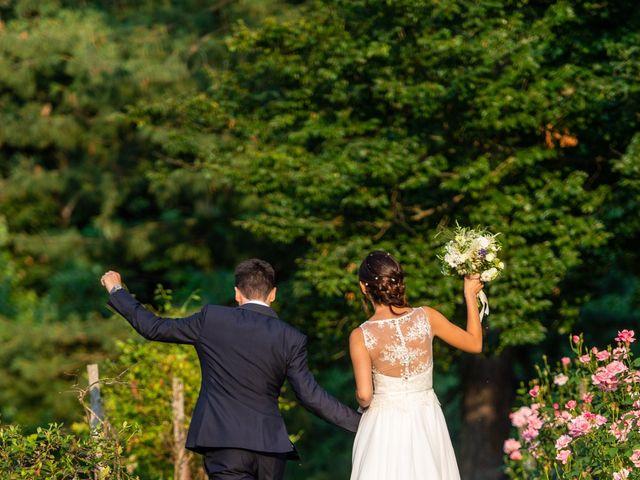 Il matrimonio di Stefano e Giulia a Roppolo, Biella 18