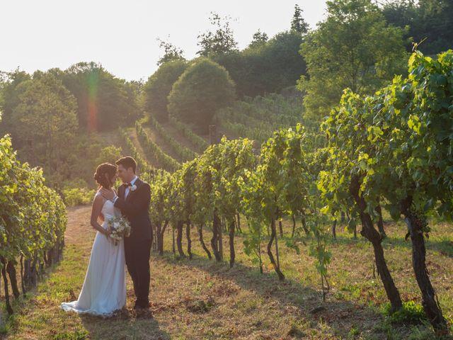 Il matrimonio di Stefano e Giulia a Roppolo, Biella 20