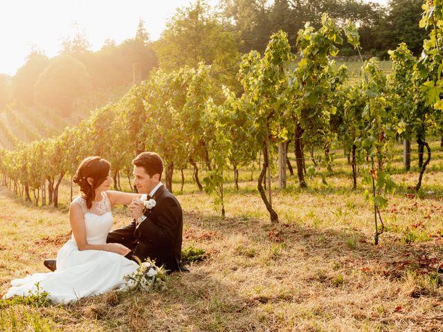 Il matrimonio di Stefano e Giulia a Roppolo, Biella 22