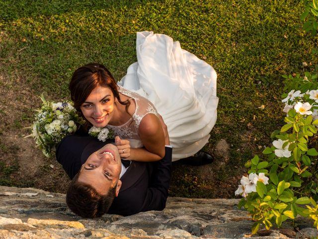 Il matrimonio di Stefano e Giulia a Roppolo, Biella 26