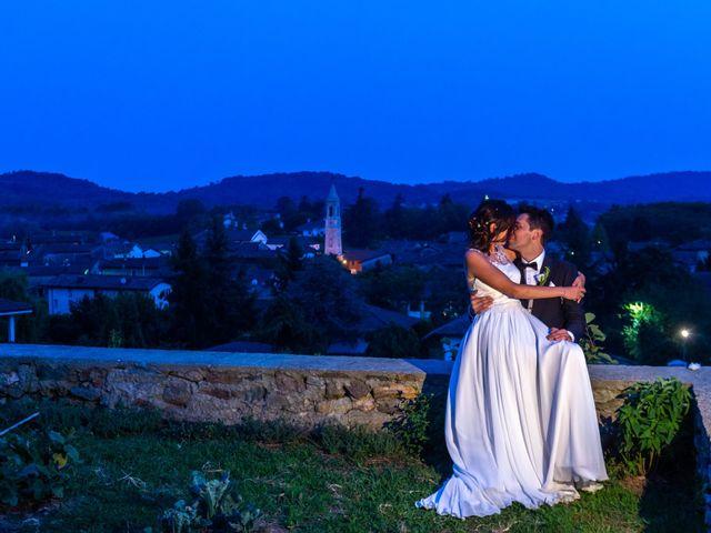 Il matrimonio di Stefano e Giulia a Roppolo, Biella 28