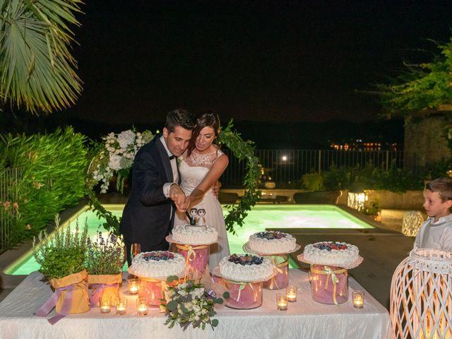 Il matrimonio di Stefano e Giulia a Roppolo, Biella 30