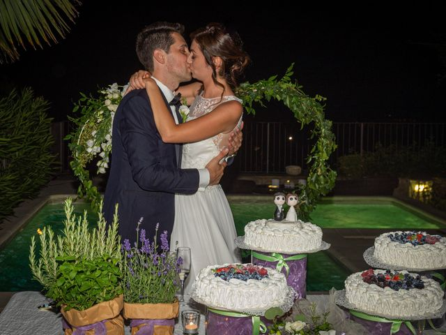 Il matrimonio di Stefano e Giulia a Roppolo, Biella 31