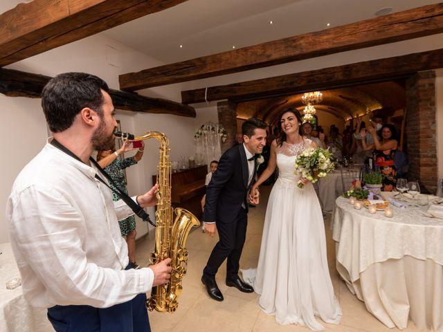Il matrimonio di Stefano e Giulia a Roppolo, Biella 32