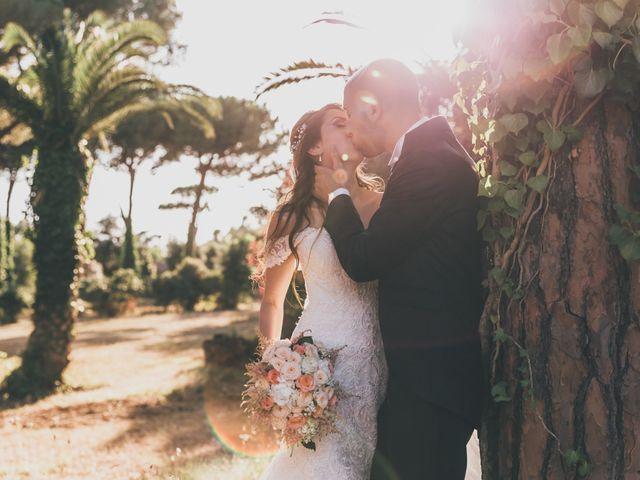 Il matrimonio di Valerio e Sara a Maccarese, Roma 2