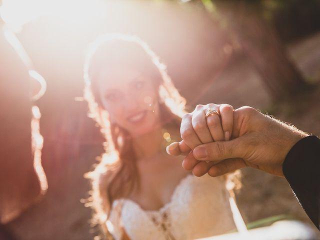 Il matrimonio di Valerio e Sara a Maccarese, Roma 3