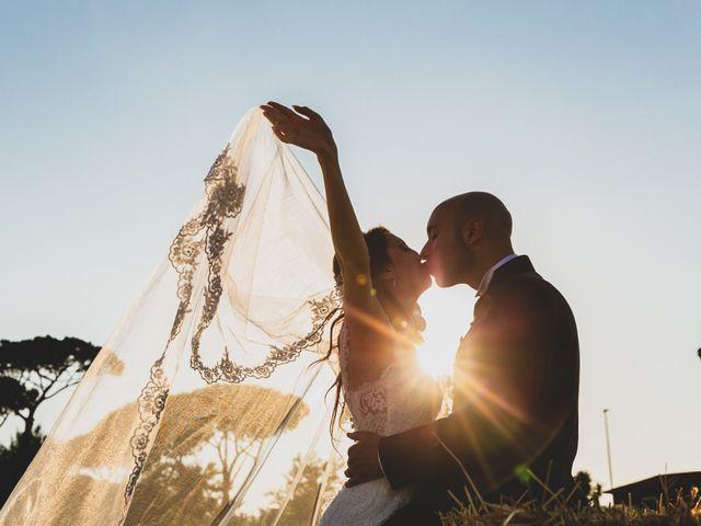 Il matrimonio di Valerio e Sara a Maccarese, Roma 5