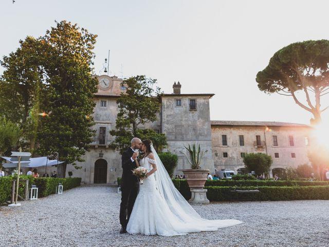 Il matrimonio di Valerio e Sara a Maccarese, Roma 6