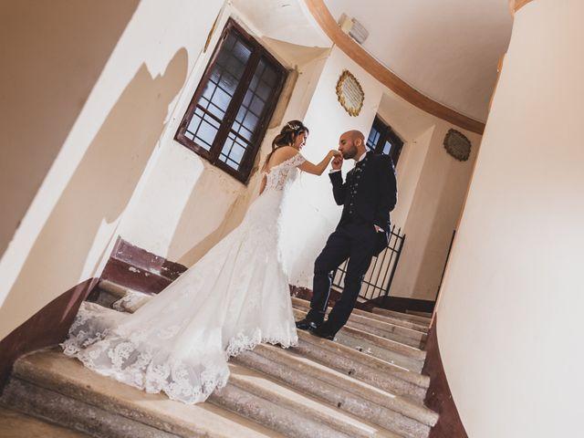 Il matrimonio di Valerio e Sara a Maccarese, Roma 7