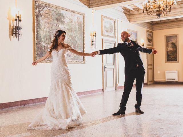 Il matrimonio di Valerio e Sara a Maccarese, Roma 9