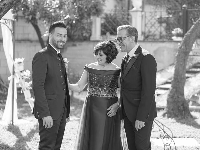 Il matrimonio di Angela e Gennaro a Frattamaggiore, Napoli 19