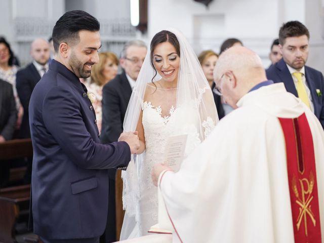Il matrimonio di Angela e Gennaro a Frattamaggiore, Napoli 28