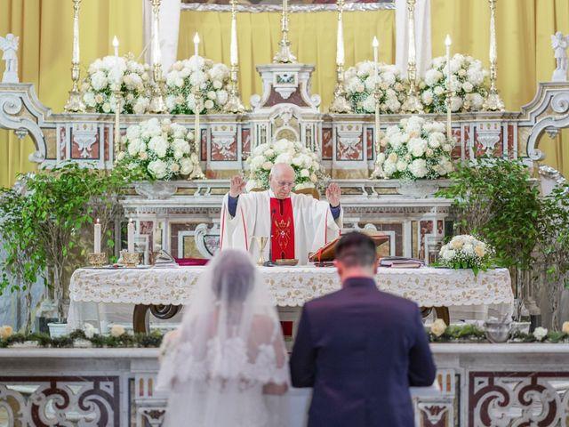 Il matrimonio di Angela e Gennaro a Frattamaggiore, Napoli 29