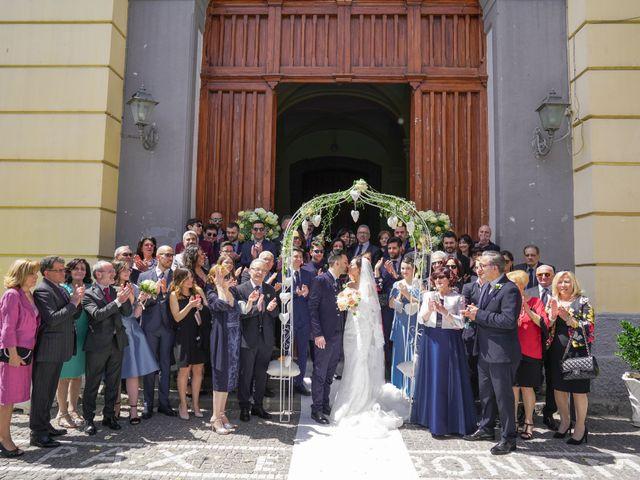 Il matrimonio di Angela e Gennaro a Frattamaggiore, Napoli 34