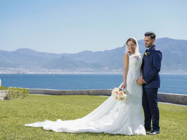 Il matrimonio di Angela e Gennaro a Frattamaggiore, Napoli 36