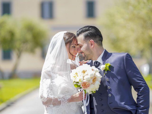 Il matrimonio di Angela e Gennaro a Frattamaggiore, Napoli 47