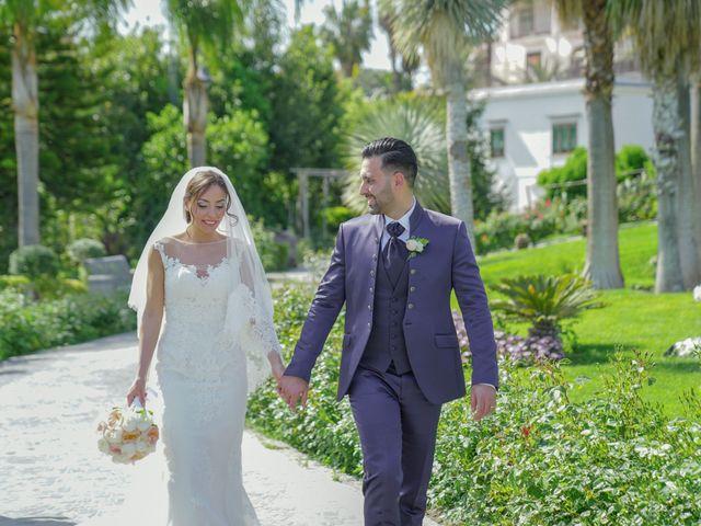 Il matrimonio di Angela e Gennaro a Frattamaggiore, Napoli 56