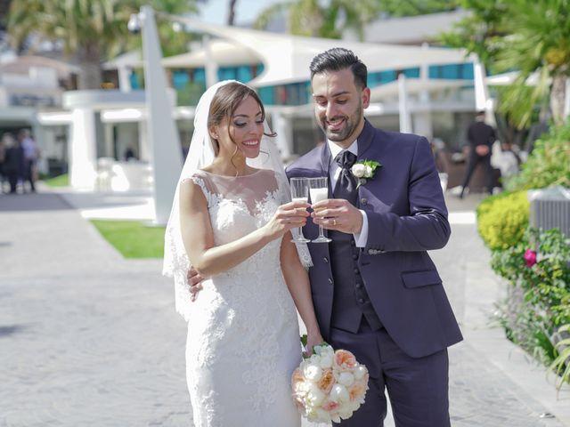 Il matrimonio di Angela e Gennaro a Frattamaggiore, Napoli 59