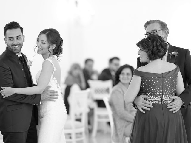 Il matrimonio di Angela e Gennaro a Frattamaggiore, Napoli 69