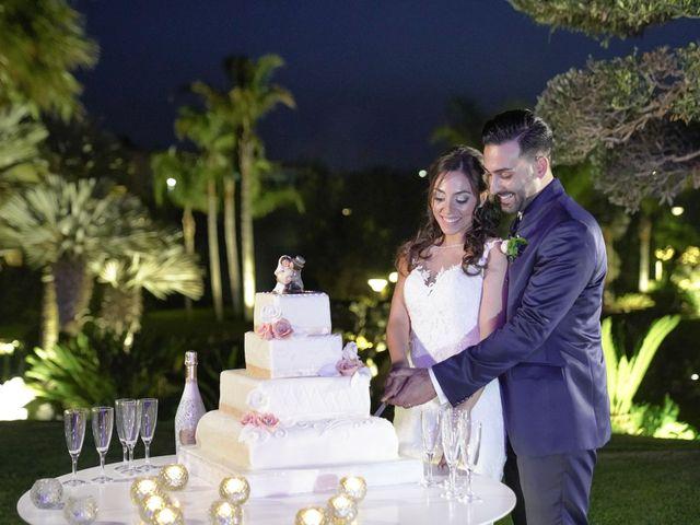 Il matrimonio di Angela e Gennaro a Frattamaggiore, Napoli 79