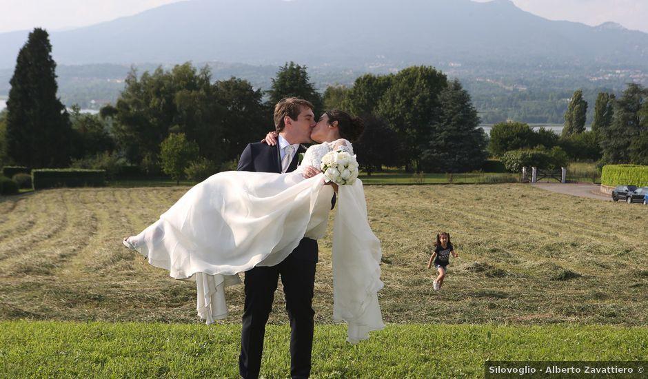Il matrimonio di Andrea e Sabrina a Varese, Varese