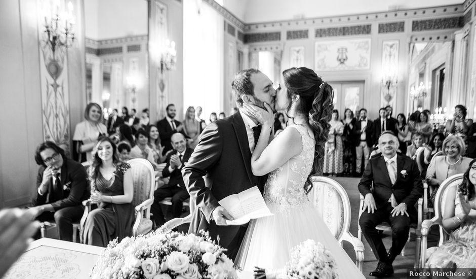 Il matrimonio di Francesco e Fabiana a Matera, Matera