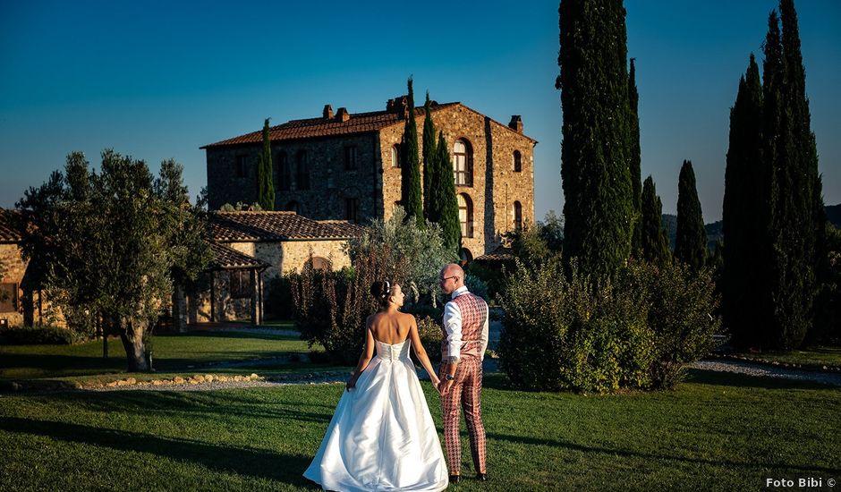Il matrimonio di Matteo e Giulia a Massa Marittima, Grosseto