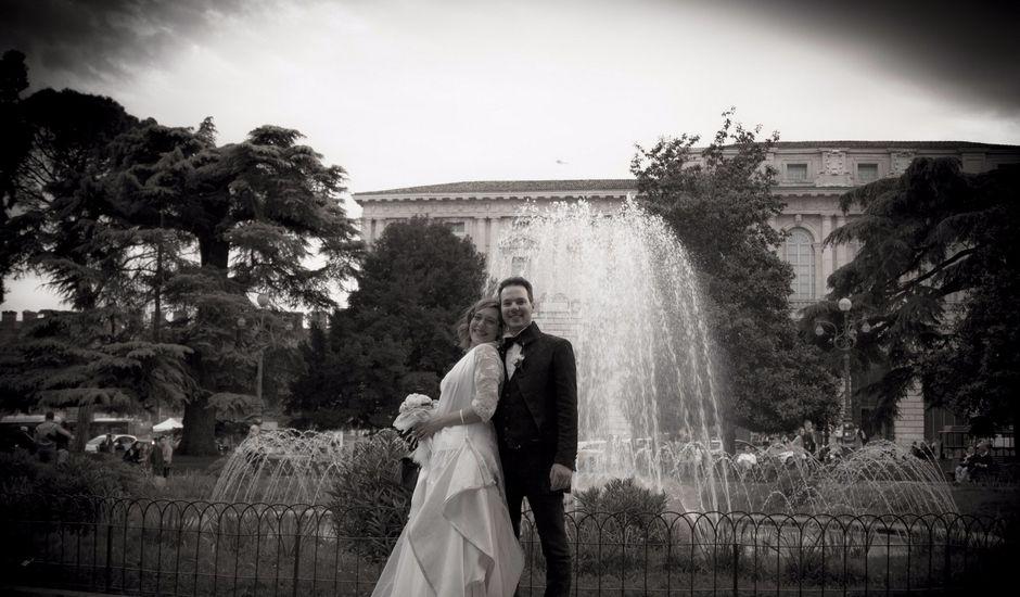 Il matrimonio di rachele e giovanni a Verona, Verona