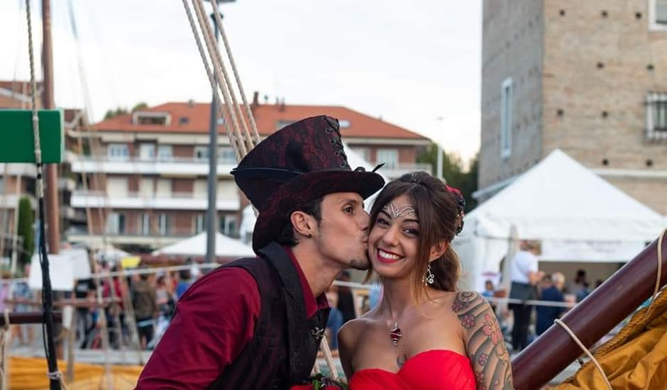 Il matrimonio di Marco e Silvia a Cervia, Ravenna