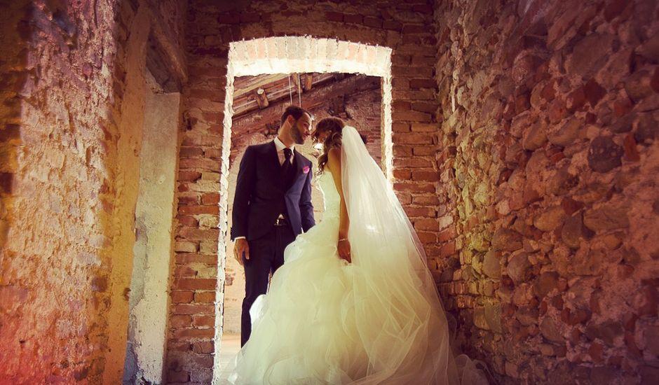 Il matrimonio di Luciano e Rosa a Carrù, Cuneo