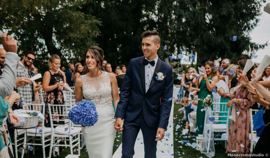 Il matrimonio di Stefano e Fabiola a Vigone, Torino
