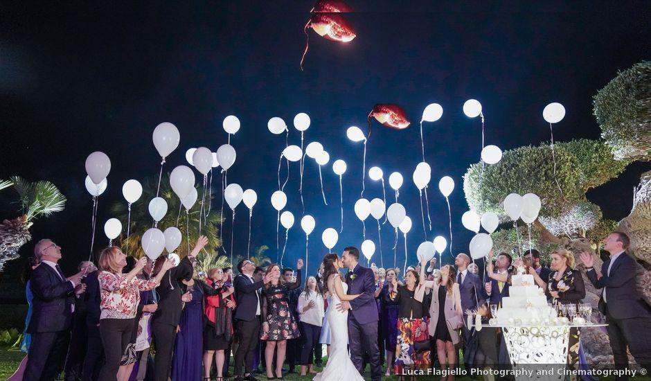 Il matrimonio di Angela e Gennaro a Frattamaggiore, Napoli