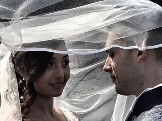 Le nozze di Tatiana e Yuri 1