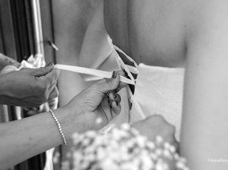 le nozze di Ilaria e Antonio 1