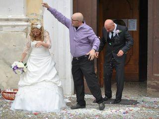 Le nozze di Mirko e Cristina